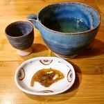 16371464 - 竹泉(兵庫県朝来市)とお通し