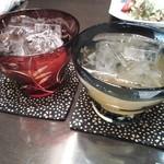 びわね - 果実酒 グラス素敵