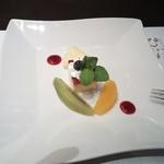 びわね - デザート(サービス)