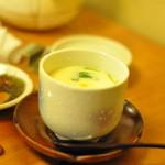 魚菜屋 幸太 - 茶碗蒸し