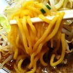 豪ーめん - 麺アップ!