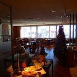 川崎日航ホテル カフェレストラン「ナトゥーラ」 - 店内
