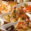 オステリア ヴィン カフェ - 料理写真:ボリューム満点のコースが色々と揃ってます!