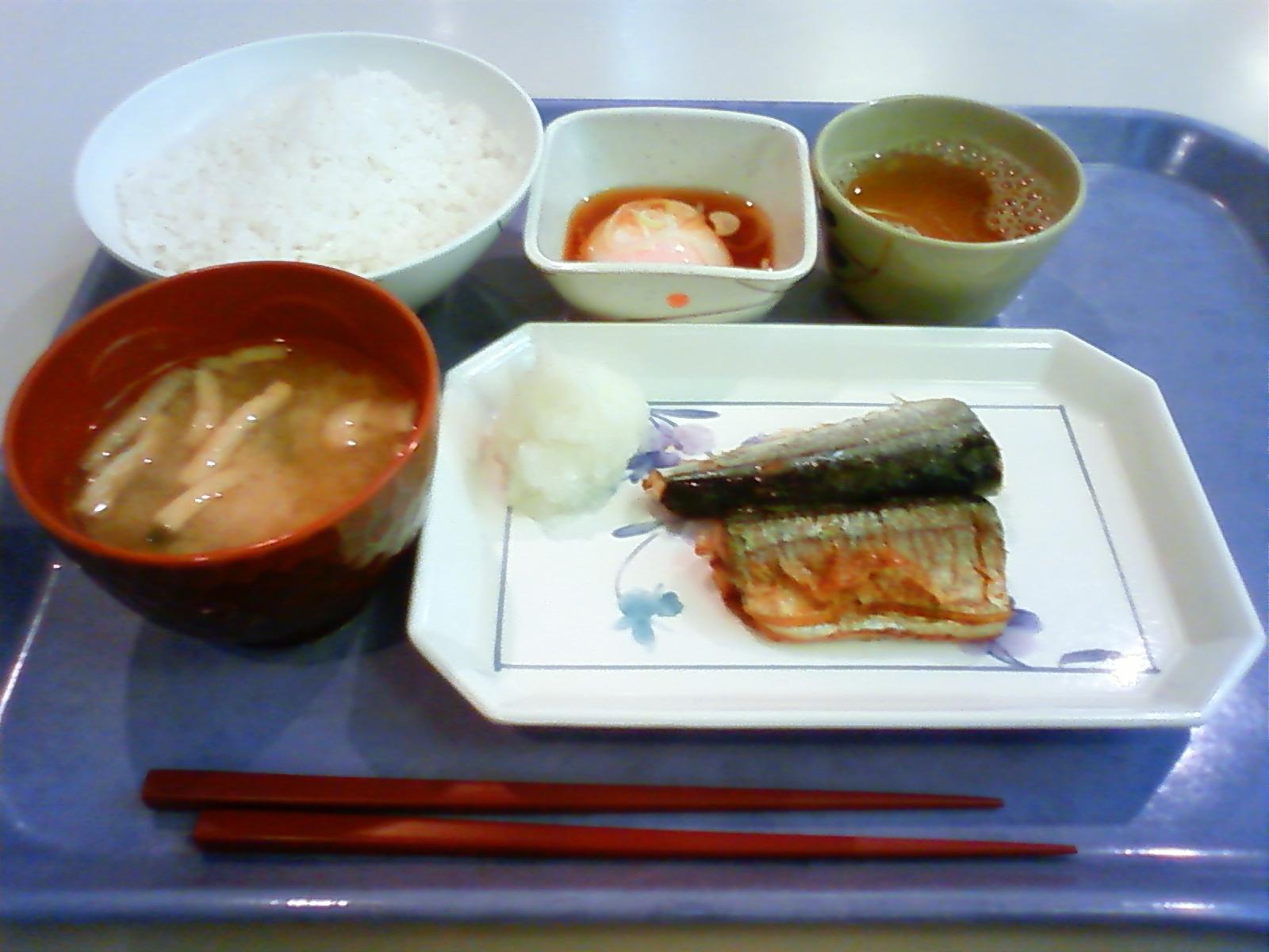 東京高裁第一食堂 きゃら亭