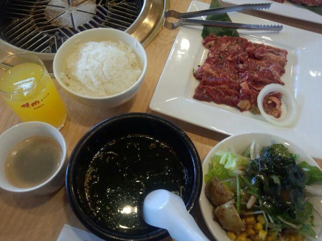 焼肉なべしま 串木野店