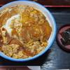 十一軒 - 料理写真:カツ丼