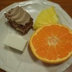 お食事処・お酒処 やまおか - デザートの一例