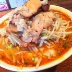 酒と肴と麺の店 田村屋 - 鶏マッチョリーナ