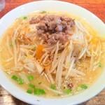 酒と肴と麺の店 田村屋 - 塩野菜タンメン