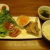 韓国美食 KEFA - 料理写真:ダイヤモンドポークのサムギョプサル定食