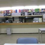 厚木市役所食堂 - 厨房施設は3人体制で