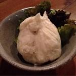 チキン野郎 - 自家製ポテトサラダ