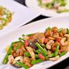 青冥 - 料理写真:鶏とカシューナッツのピリ辛炒め