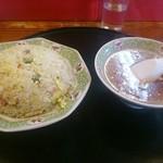 川平飯店 - 炒飯650円