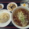 大福 - 料理写真:ランチ:ラーメンと玉子チャーハン780円
