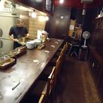 イタリア食堂Makino - ☆カウンター☆