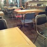 ビオオジヤンカフェ プラス - シャレたカフェという感じですか