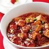 桃源郷 - 料理写真:ただ辛いだけではない旨味のある辛さにファンも多い「四川麻婆豆腐」。