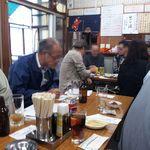 富士食堂 - 競艇客ばかり