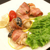 膳菜や - 料理写真:牡蠣のベーコン巻き 780円