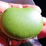りんごの木 - マカロン(塩ずんだ)