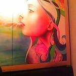 16456667 - 美しい(店内壁画)