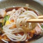 椿 - 料理写真:豚バラせいろ1050円   美味しい~♪