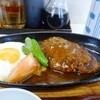 食事・厨房弁慶 - 料理写真:ハンバーグ定食