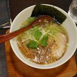 麺屋 燕 - 和風燕塩ラーメン