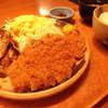 いちばん食堂 - 料理写真:トンカル定食です
