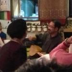 レストラン ザクロ - 2012年12月22日「中東音楽とベリーダンス」 大平清さん
