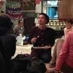 レストラン ザクロ - 2012年12月22日「中東音楽とベリーダンス」サラーム海上さん