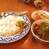 ぷあん - 料理写真:ライブ前の景気付け。 ゲーンハンレイ。ぷあんの最高。
