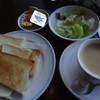 スリーゼ - 料理写真:トーストセット:550円