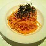 小皿イタリアン バロンドール - 明太子パスタ