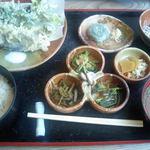 若いぶき - 料理写真:天ぷら定食