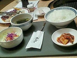 焼肉 徳寿 新道店