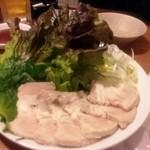 なんちゃん家 - 野菜いっぱいポッサム