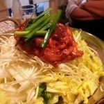 なんちゃん家 - 鍋の王道コプチャンチョンゴル