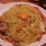 なんちゃん家 - 初めて 焼冷麺