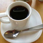 開花亭 - コーヒー(¥ 500)ドリップで作ってくれました。