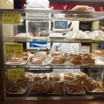 北九州駅弁当 ぷらっとぴっと 4号売店 - ご飯ものもあります