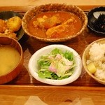 PUBLIC KITCHEN cafe - まんぷくごはんセット