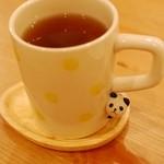 PUBLIC KITCHEN cafe - ジャスミン茶