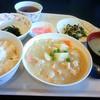 厚木市総合福祉センター - 料理写真:クリームシチュー B定食 500円