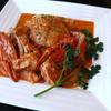 ボスケット - 料理写真:渡り蟹を贅沢に使用した渡り蟹のトマトクリームパスタ