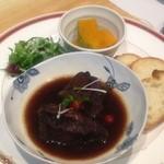 みやび - 牛ほほ肉の赤ワイン煮
