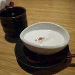 中目黒KIJIMA - 杏仁豆腐。