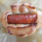 秀のパン工房 窯 - チョリソーのパン