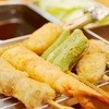 串かつ合格や - 料理写真:お好みの串かつをお楽しみ下さい☆